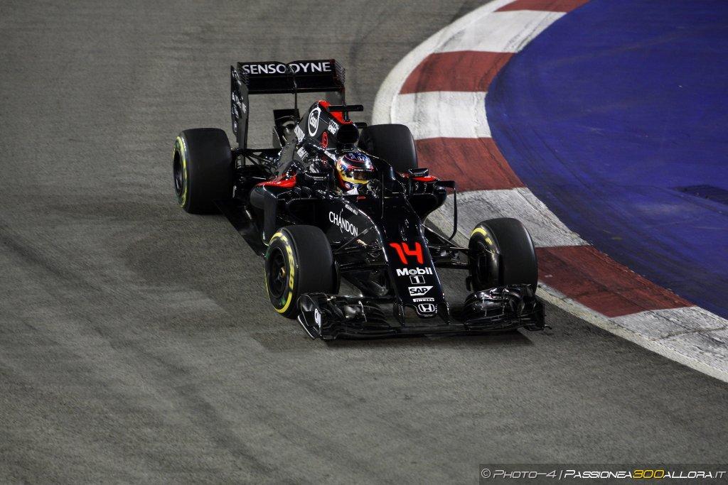 F1 | GP Singapore, gara: la parola alla McLaren