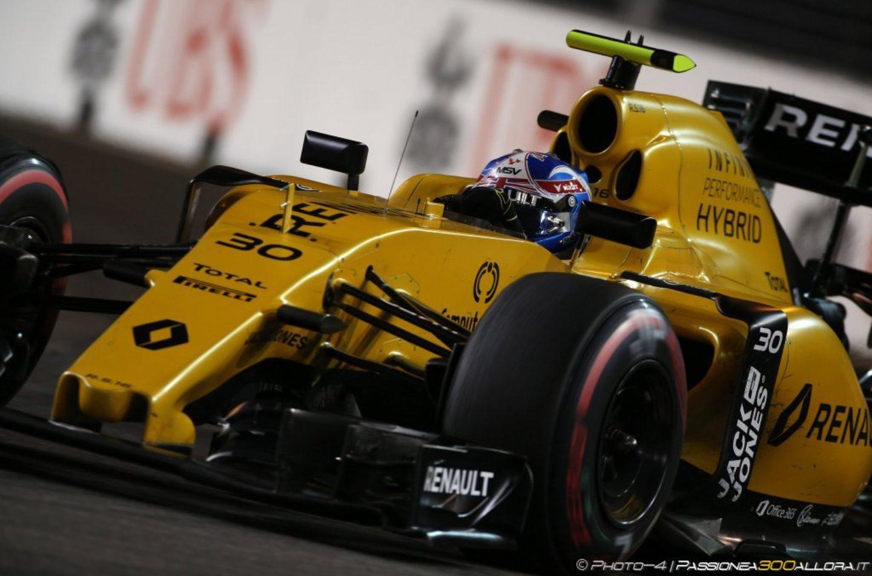 F1 | GP Singapore, gara: la parola alla Renault