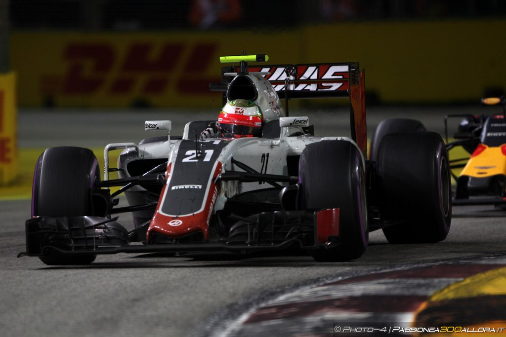F1   GP Singapore, gara: la parola alla Haas
