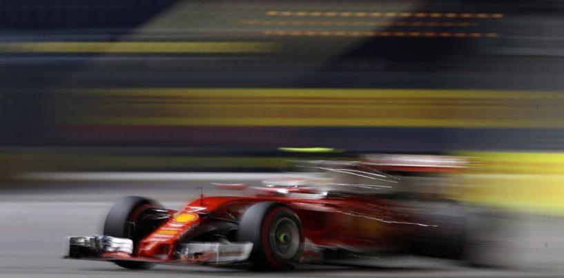 F1 | GP Singapore, gara: la parola alla Ferrari