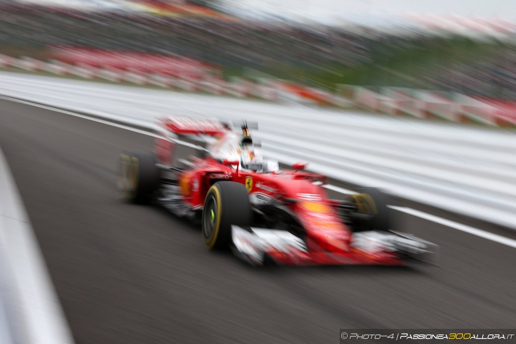F1   GP Giappone, gara: la parola alla Ferrari