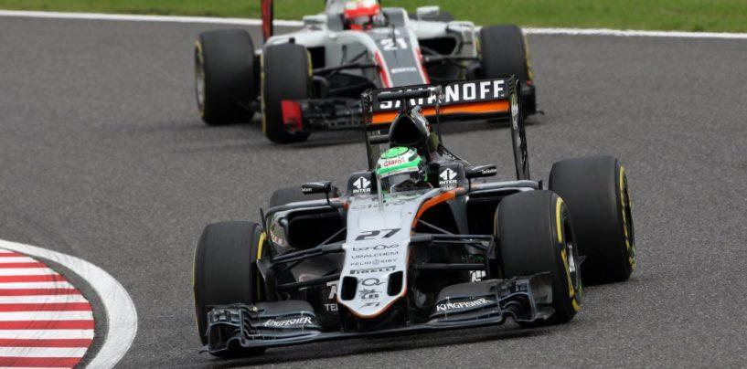 F1 | GP Giappone, la gara dei primi 10