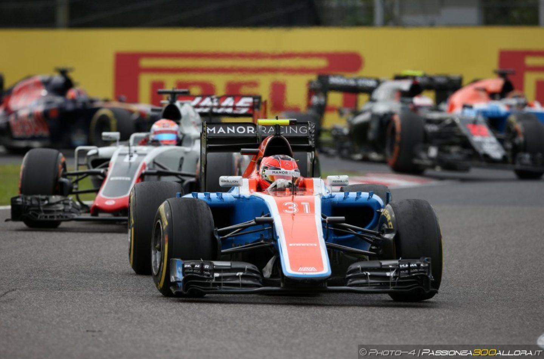 F1 | GP Giappone, gara: la parola alla Manor