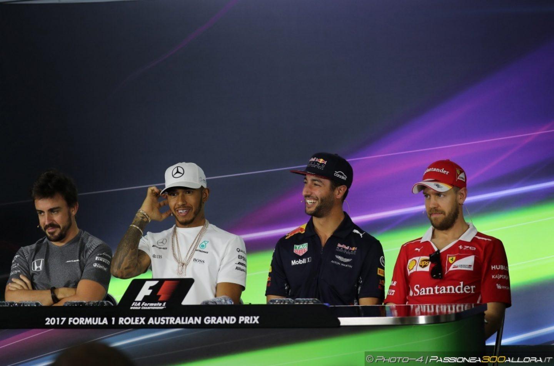 F1 | GP Australia 2017: le anteprime dei team