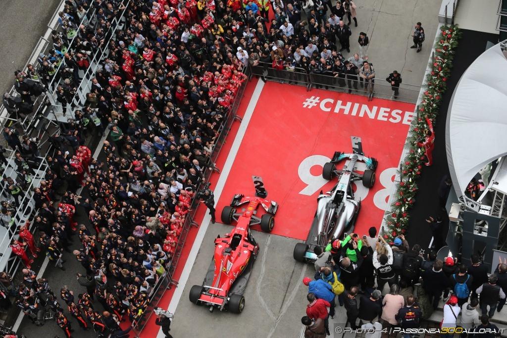 F1 | GP Cina, gara: le dichiarazioni dei piloti