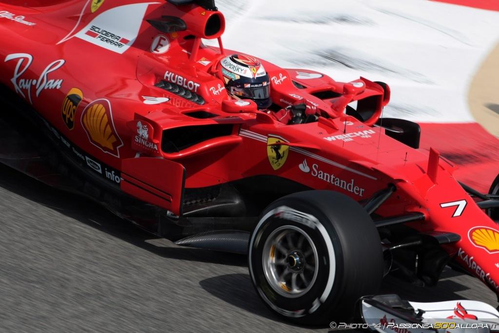 F1   GP Bahrain, la gara dei primi 10