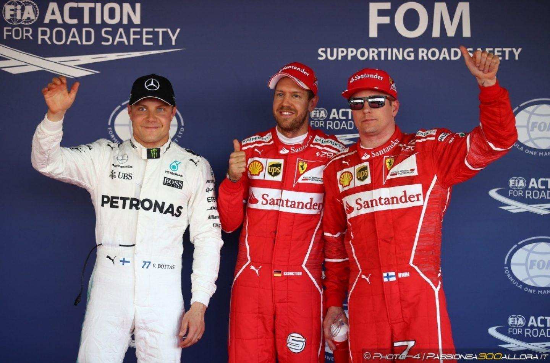 F1   GP Russia, qualifiche: le dichiarazioni dei piloti