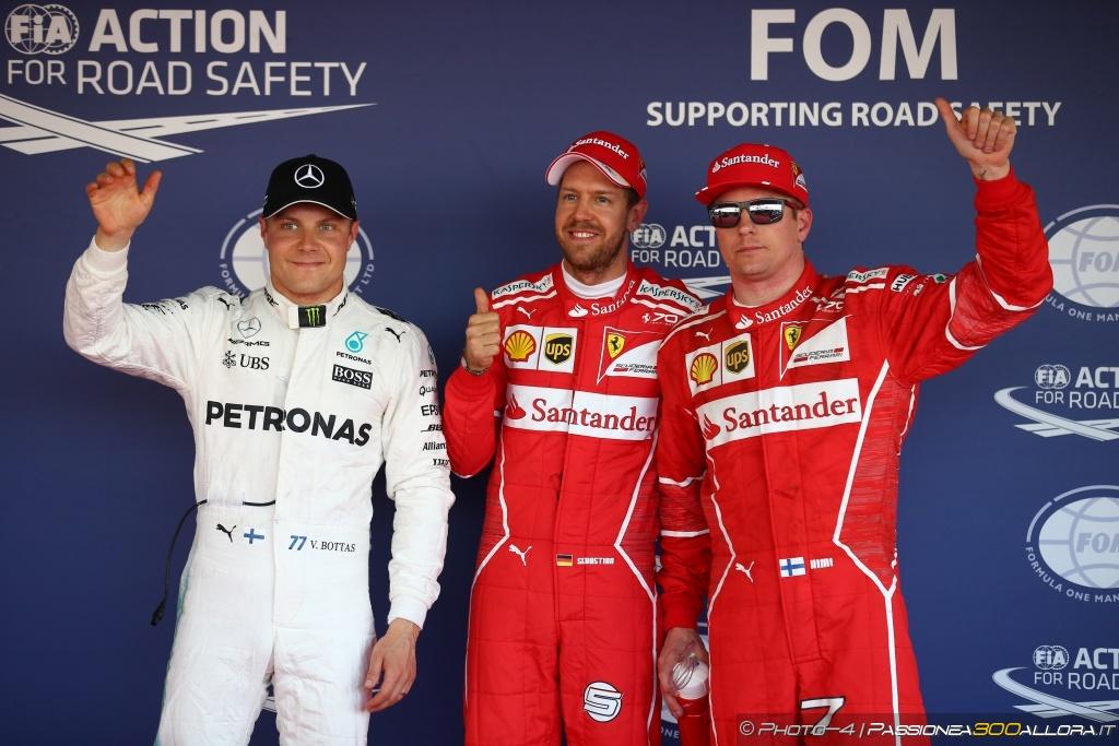 F1 | GP Russia, qualifiche: le dichiarazioni dei piloti