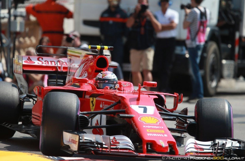 F1 | GP Monaco, qualifiche: pole per Raikkonen, poi Vettel e Bottas