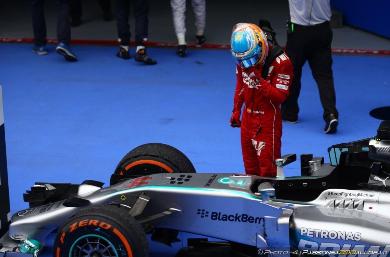 Alonso prima scelta Mercedes per il 2016?