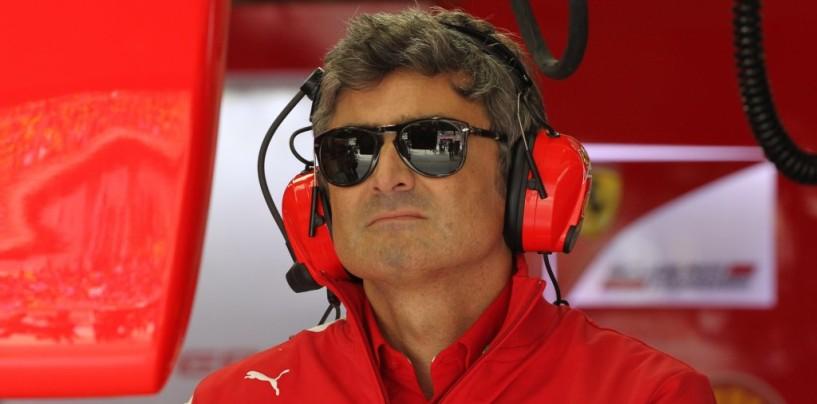Le prime parole di Marco Mattiacci come Team Principal Ferrari