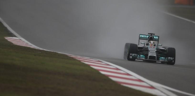 Gp della Cina, qualifiche: Pole pazzesca di Lewis Hamilton