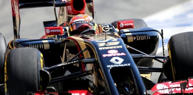 Test Barcellona, giorno 2: Maldonado conclude al comando