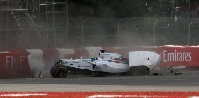 Sergio Perez e la Force India all'attacco dopo l'incidente con Massa