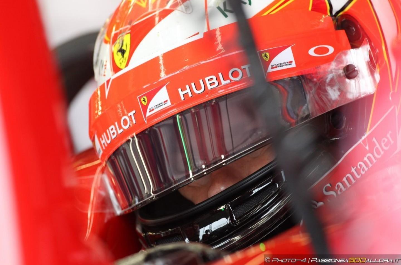 "Raikkonen: ""Se venisse Vettel, porterebbe una bella atmosfera nel team"""