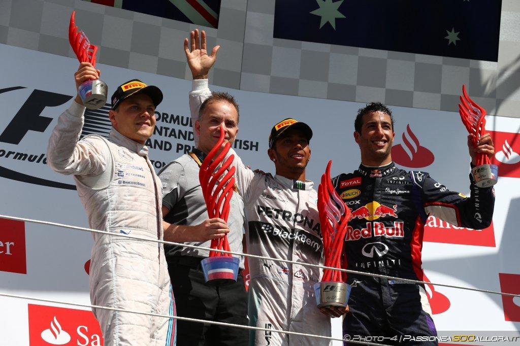 GP di Gran Bretagna, gara: le dichiarazioni post-gara