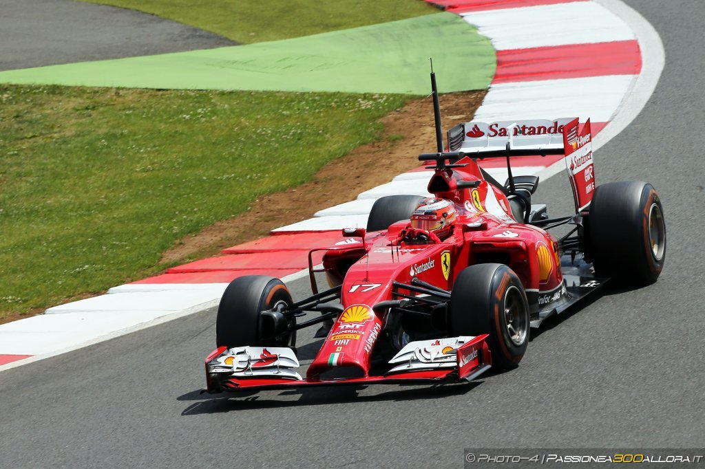 Seconda giornata di test a Silverstone. Bianchi il migliore, Pic prova i 18