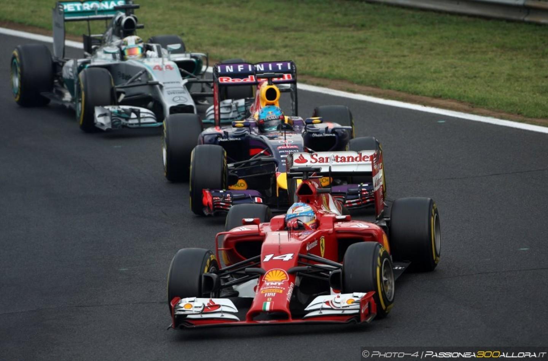 GP d'Ungheria, gara: le dichiarazioni dei piloti