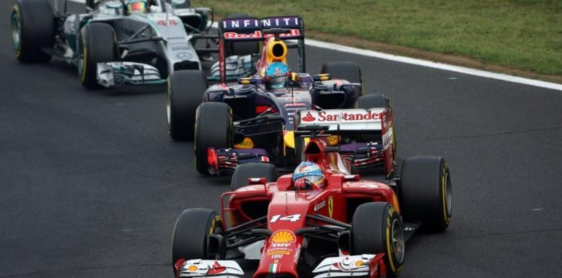 Pagelle del Gran Premio d'Ungheria 2014