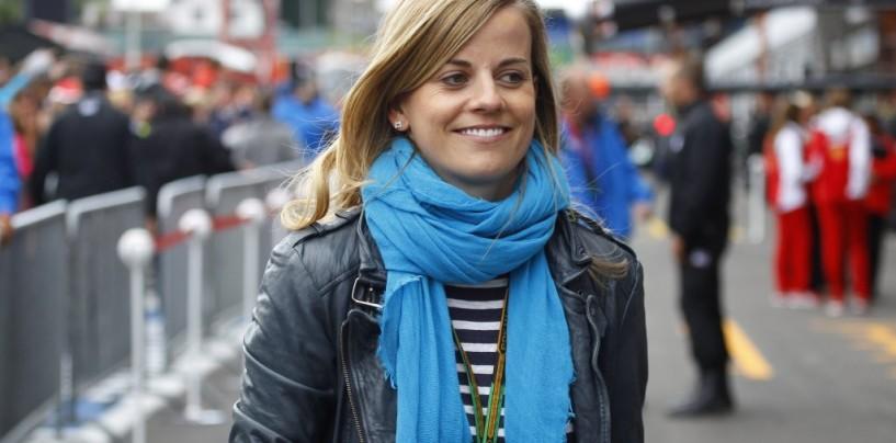 F1 | Susie Wolff annuncia il ritiro
