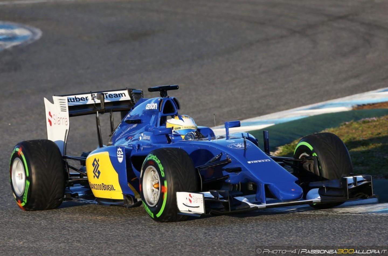 """Il Sauber F1 Team presenta: """"Due poltrone per tre"""""""