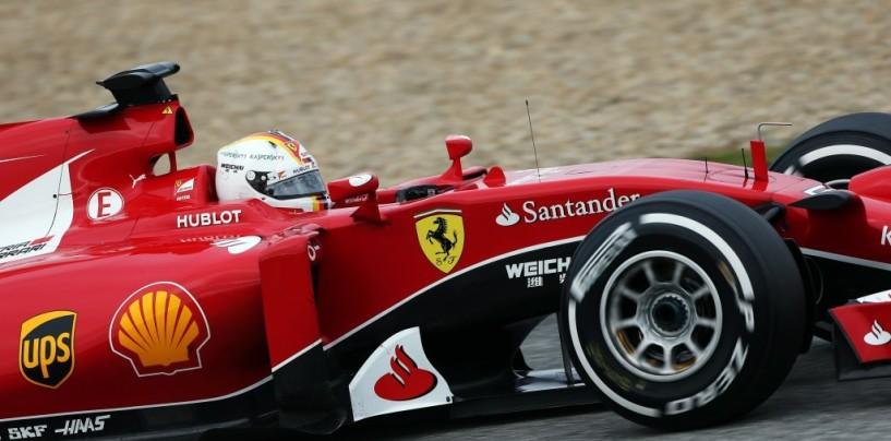 Vettel poco convinto dal divieto di cambiare casco