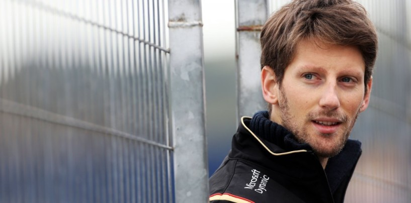F1 | Anche Grosjean alla Race of Champions