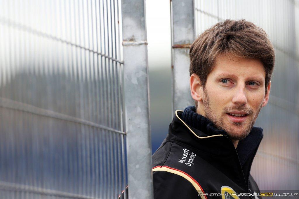 F1   Anche Grosjean alla Race of Champions