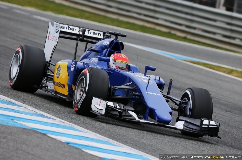 Nuovo ingegnere di pista per Felipe Nasr
