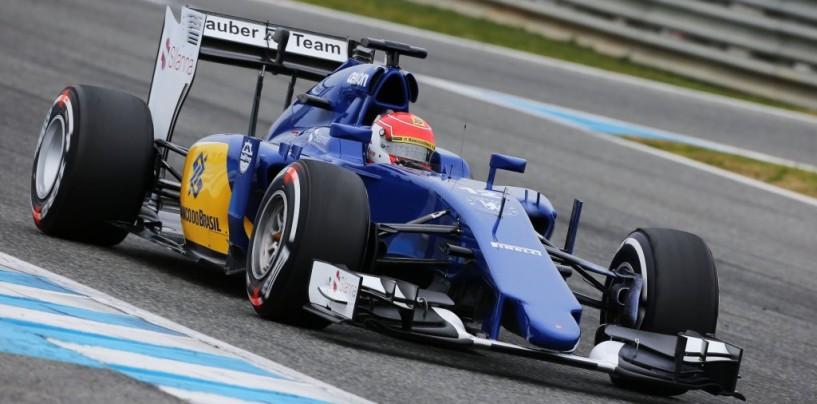 F1 | Nuovo telaio per Nasr in Russia