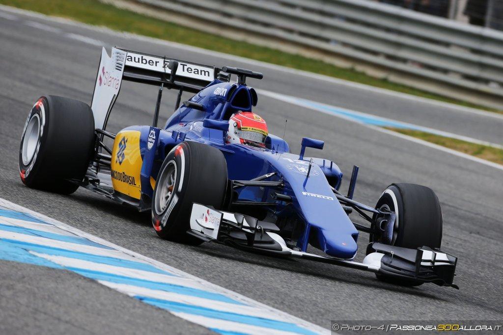 Sauber comunica la sua line-up per i test di Barcellona