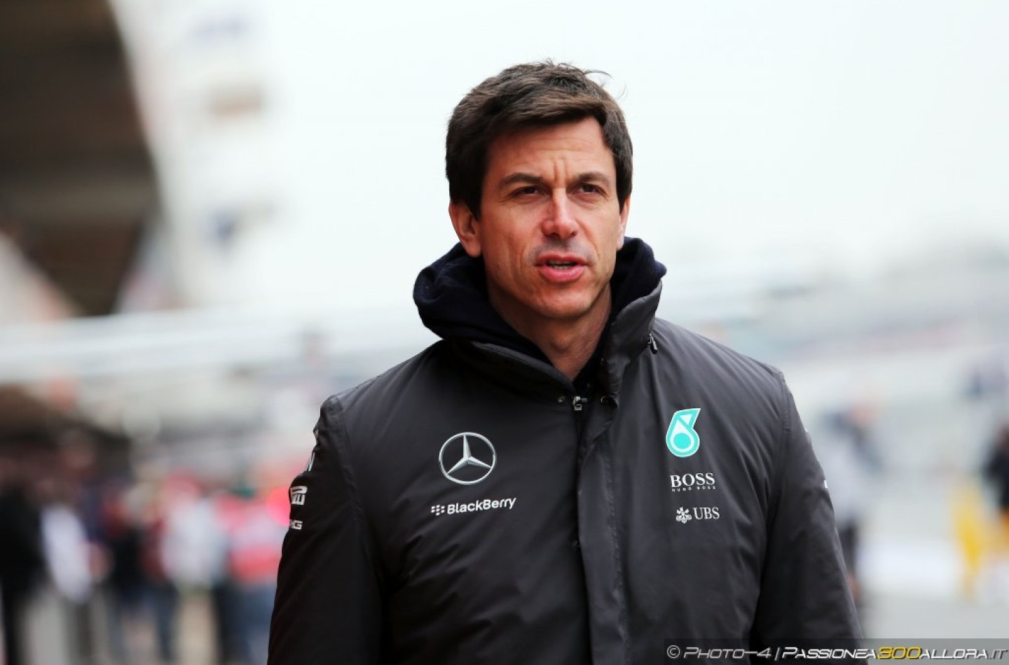 Mercedes, Toto Wolff: niente panico