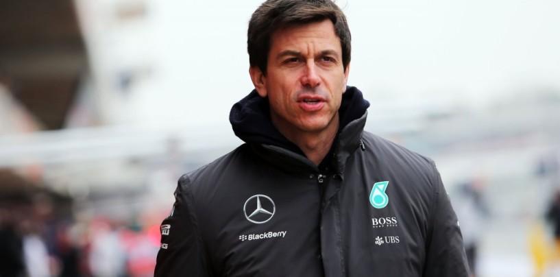 Toto Wolff: basta negatività e critiche sulla F1