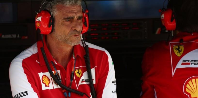 Arrivabene spegne le illusioni ma loda il lavoro Ferrari