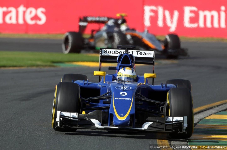 Sauber 2016: confermati Nasr ed Ericsson