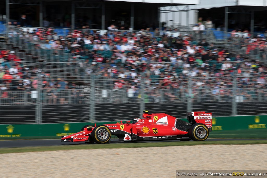 F1   Ferrari, Raikkonen: preferisco i circuiti più vecchi e tradizionali