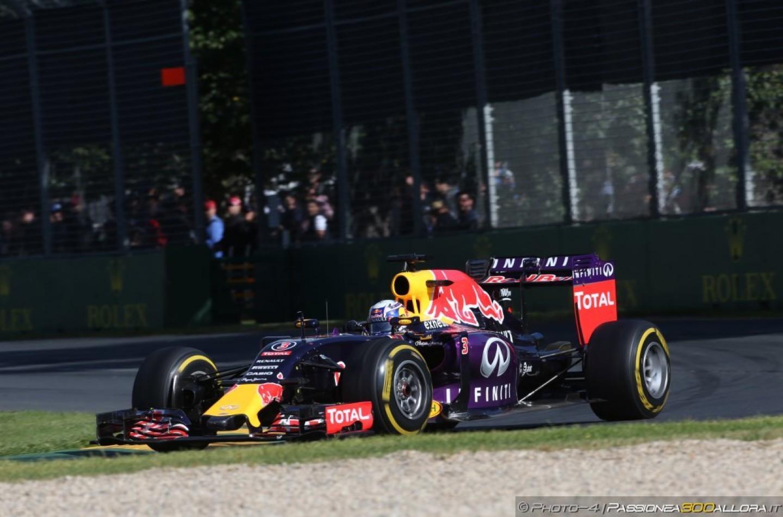 Red Bull, Ricciardo: c'è ancora molto lavoro da fare