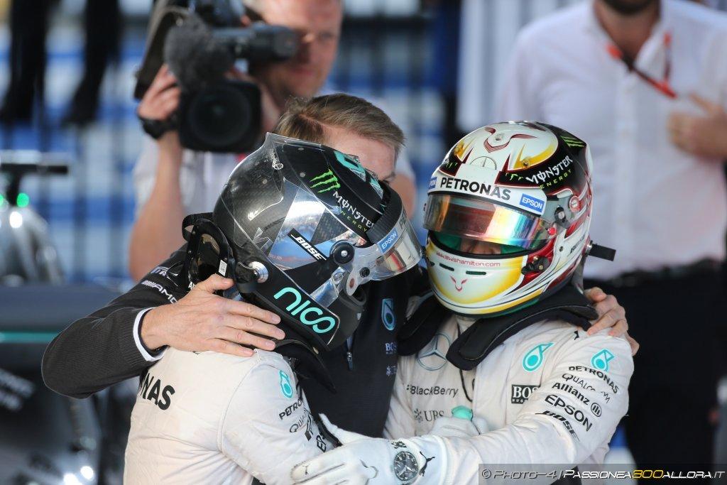 La differenza tra Nico e Lewis
