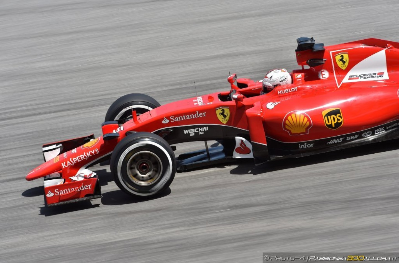 "Grande ""Eva""! La Ferrari sbanca Sepang con Sebastian Vettel, sul podio le Mercedes"
