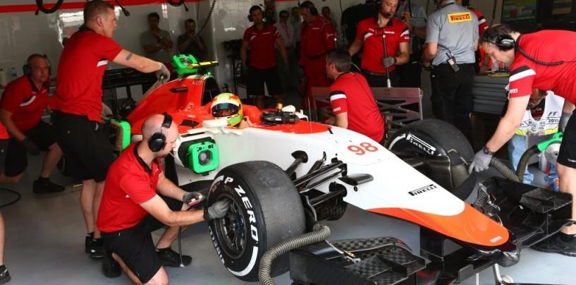 F1 | Manor: Shazam sarà uno dei nuovi sponsor per il 2016