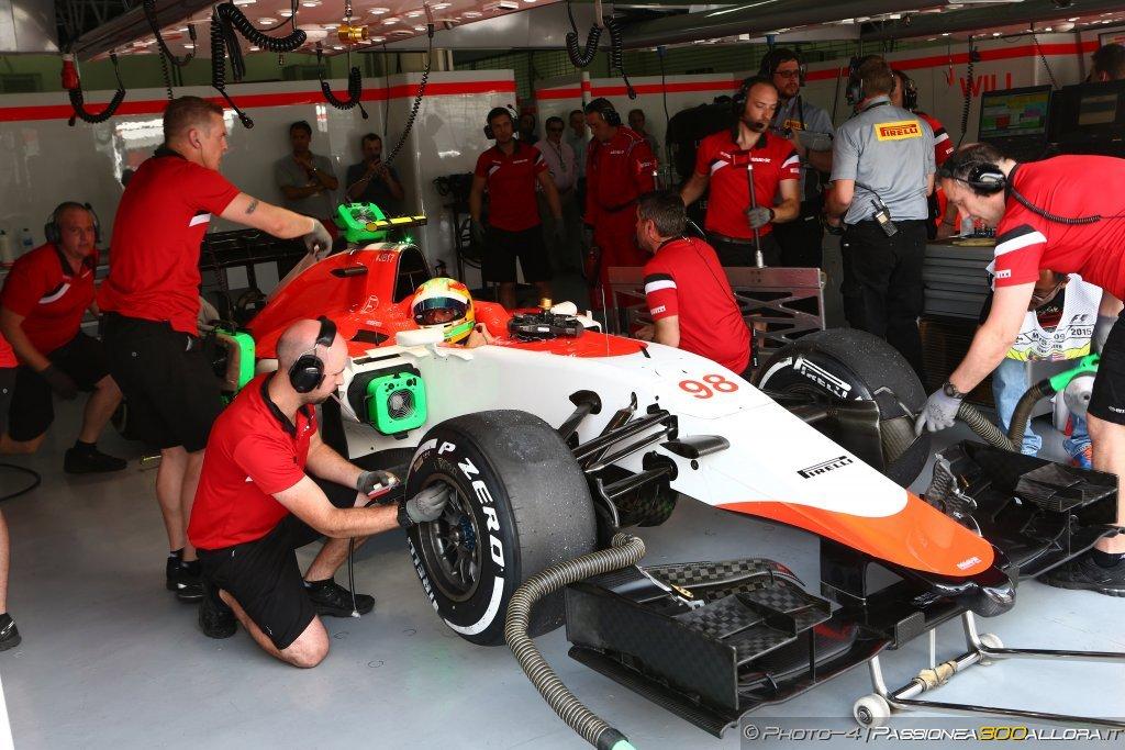 F1 | Lowdon: