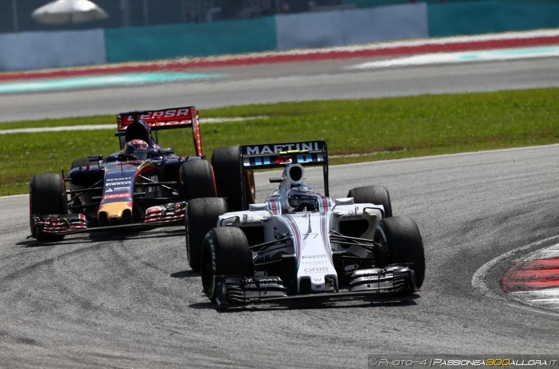 Williams, Bottas: con Massa un duello duro, ma corretto