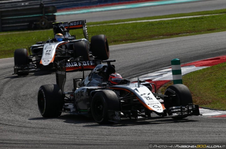 F1 | Force India, Sergio Perez: entusiasmo per il GP del Messico