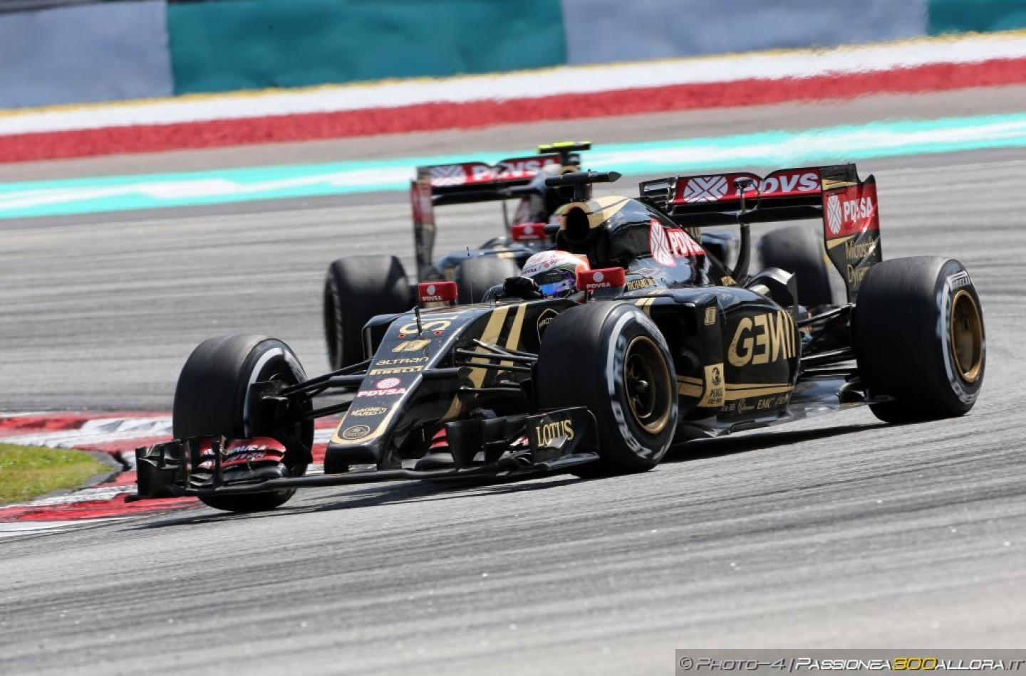 F1 | Box Lotus bloccati ad Interlagos