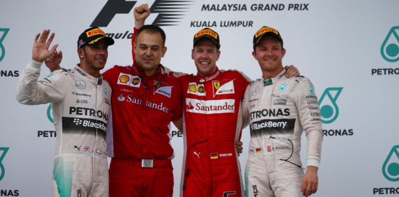 Pagelle del GP della Malesia 2015