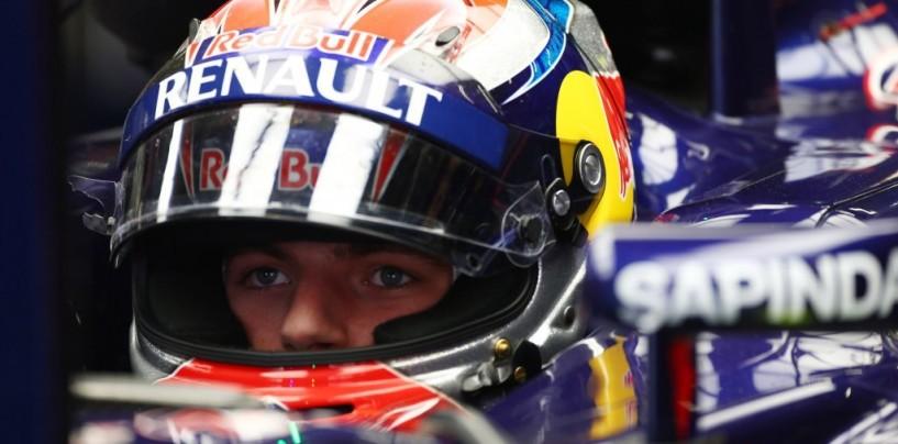 F1   Toro Rosso, Verstappen: ho risposto alle critiche in pista