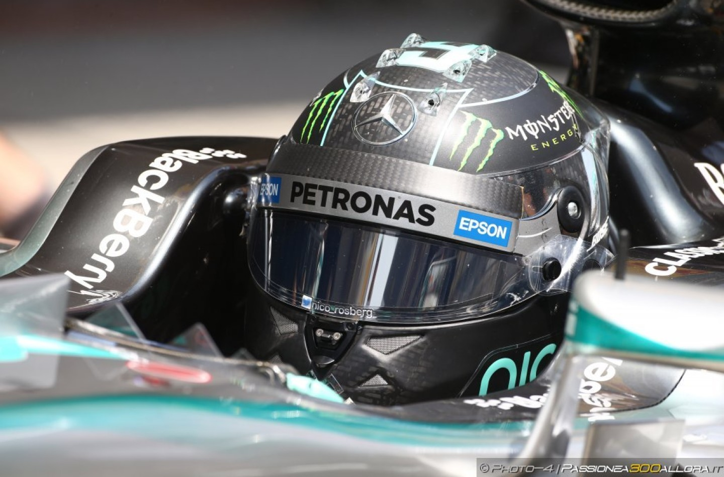 Qualifiche GP Russia: Rosberg in pole su Hamilton e Bottas
