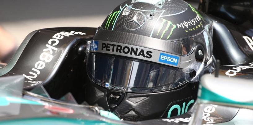 F1   Gp Europa, Rosberg in pole su Ricciardo, Hamilton a muro