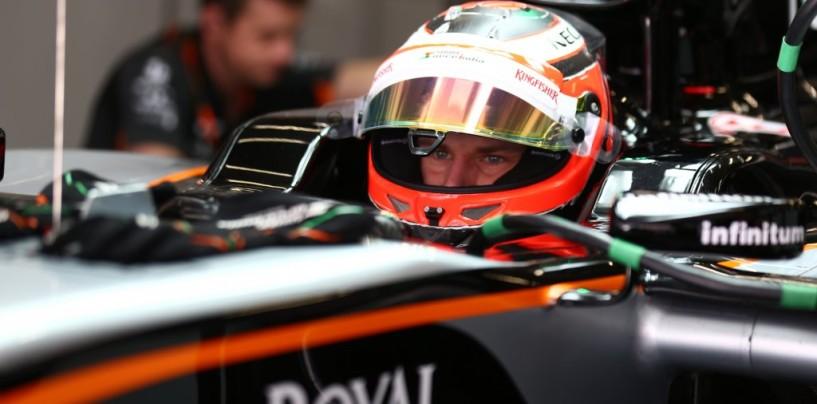 F1 | Hulkenberg: è deludente non poter partecipare alla 24 Ore di Le Mans nel 2016