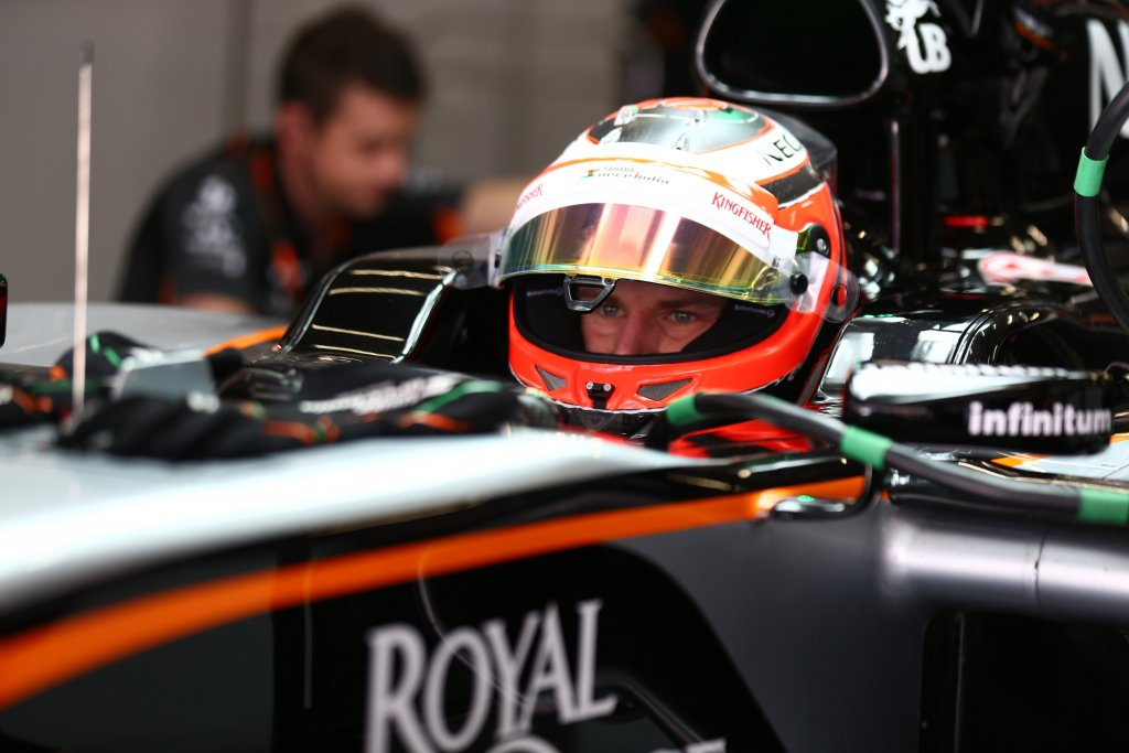 Force India: rubato un volante a Monza